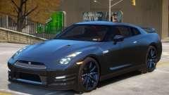 Nissan GTR V2 para GTA 4