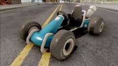 CTR Nitro-Fueled Kart para GTA San Andreas