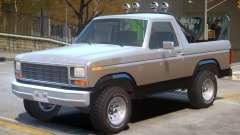 1980 Ford Bronco V1 para GTA 4