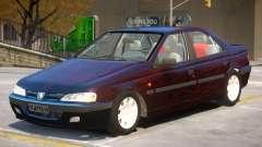 Peugeot Pars V1 PJ1