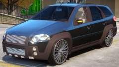 Fiat Palio V1 para GTA 4