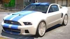 Ford Mustang GT V1.0 para GTA 4