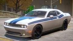 Dodge Challenger SRT V1.1 PJ2 para GTA 4