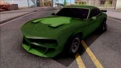 FlatOut Speedevil para GTA San Andreas