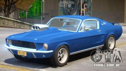 1967 Ford Mustang V1 para GTA 4