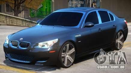 BMW M5 E60 R3 para GTA 4