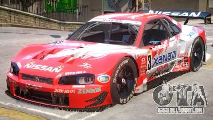 Nissan Skyline GTC PJ1 para GTA 4