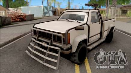 GTA V Karin Technical Custom SA Style para GTA San Andreas