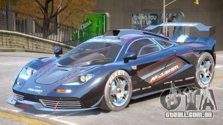 McLaren F1 Furious para GTA 4