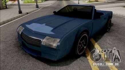FlatOut Splitter Cabrio v2 para GTA San Andreas