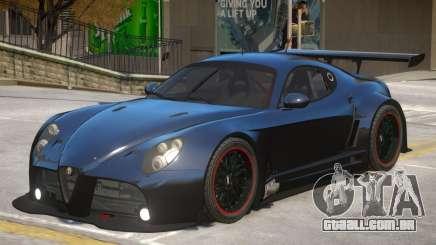 Alfa Romeo 8C V1 para GTA 4