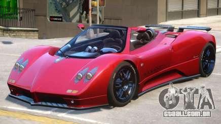 Pagani Zonda C12S V1.5 para GTA 4