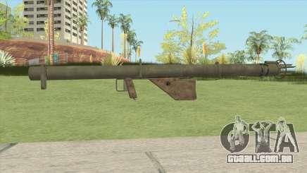 M1 Bazooka (Day Of Infamy) para GTA San Andreas