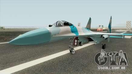 Sukhoi SU-27 (Flanker) para GTA San Andreas