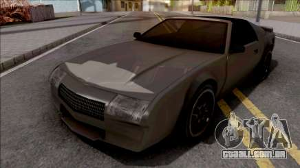 FlatOut Splitter Cabrio para GTA San Andreas