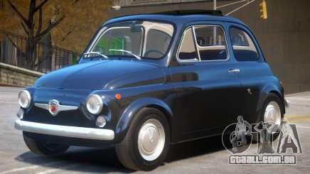 1968 Fiat Abarth para GTA 4