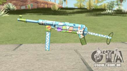 MP-40 (Crazy Bunny) para GTA San Andreas