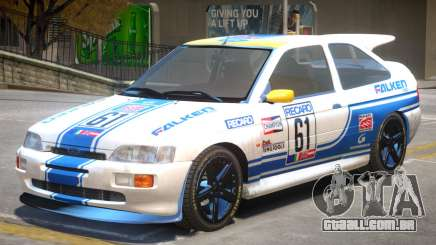 Ford Escort RS PJ3 para GTA 4