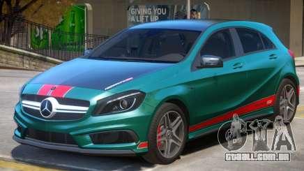 Mersedes Benz A45 PJ4 para GTA 4