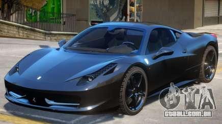 Ferrari 458 V1.2 para GTA 4