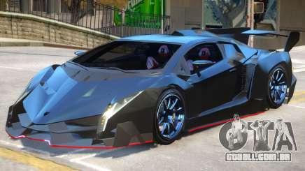 Lamborghini Veneno A8 para GTA 4