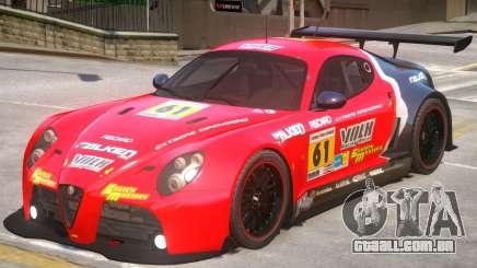 Alfa Romeo 8C V1 PJ2 para GTA 4