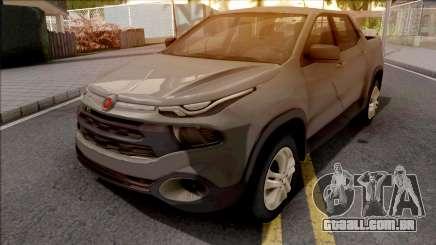 Fiat Toro KSKN Garage para GTA San Andreas