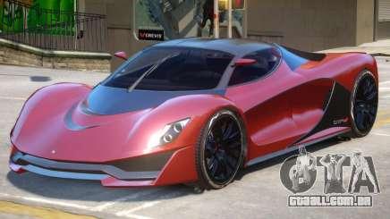 Grotti Turismo R V1 para GTA 4