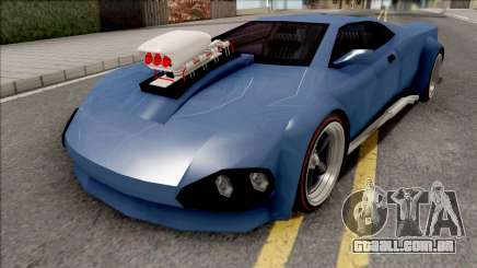 GTA 3 Infernus Custom para GTA San Andreas
