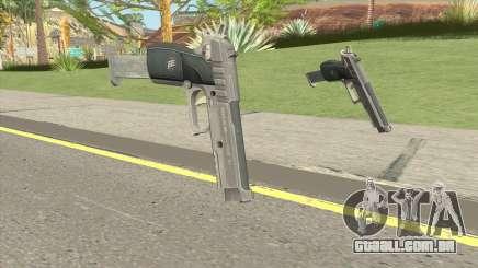Hawk And Little Pistol GTA V Black (Old Gen) V2 para GTA San Andreas