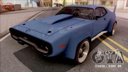 Plymouth GTX 1972 Custom para GTA San Andreas