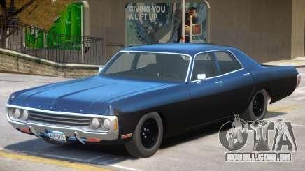 1971 Dodge Polara para GTA 4
