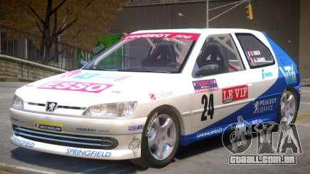 Peugeot 306 Sport PJ para GTA 4