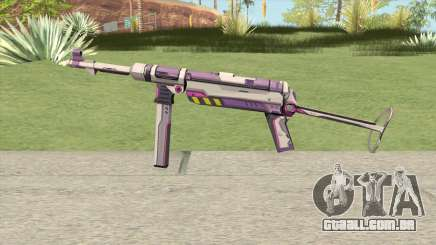 MP-40 (Mechanical) para GTA San Andreas