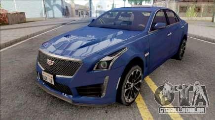 Cadillac CTS 2017 para GTA San Andreas