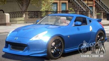 Nissan 370Z Upd para GTA 4