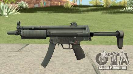 MP5 (CS: GO) para GTA San Andreas