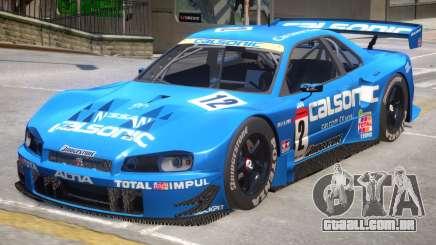 Nissan Skyline GTC PJ2 para GTA 4