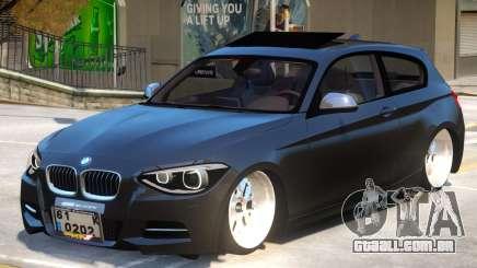 BMW 1-series para GTA 4