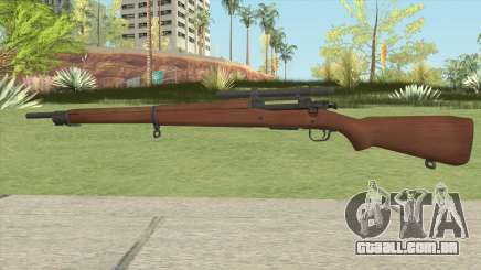 Springfield M1903 (Day Of Infamy) para GTA San Andreas