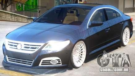 Volkswagen CC V1.1 para GTA 4