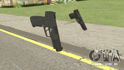 FN Five-Seven HQ para GTA San Andreas