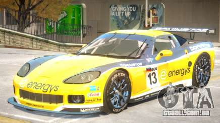 Chevrolet Corvette GT PJ2 para GTA 4