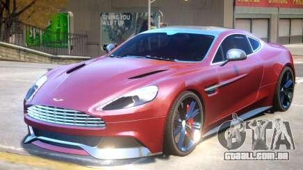 Aston Martin Vanquish V2 para GTA 4