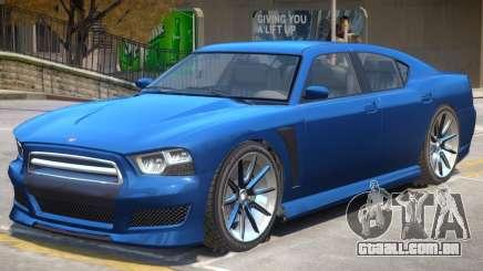 Bravado Buffalo V1 para GTA 4