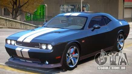Dodge SRT8 V1.1 para GTA 4