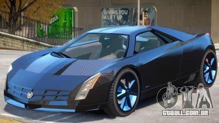 Cadillac Cien V1 para GTA 4
