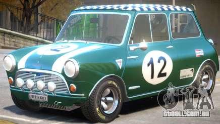 Mini Cooper V1 PJ1 para GTA 4