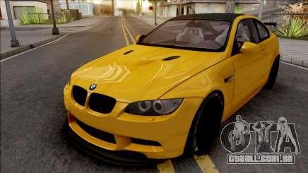 BMW M3 E92 GTS 2010 para GTA San Andreas