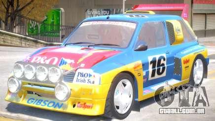 MG Metro V1 PJ para GTA 4